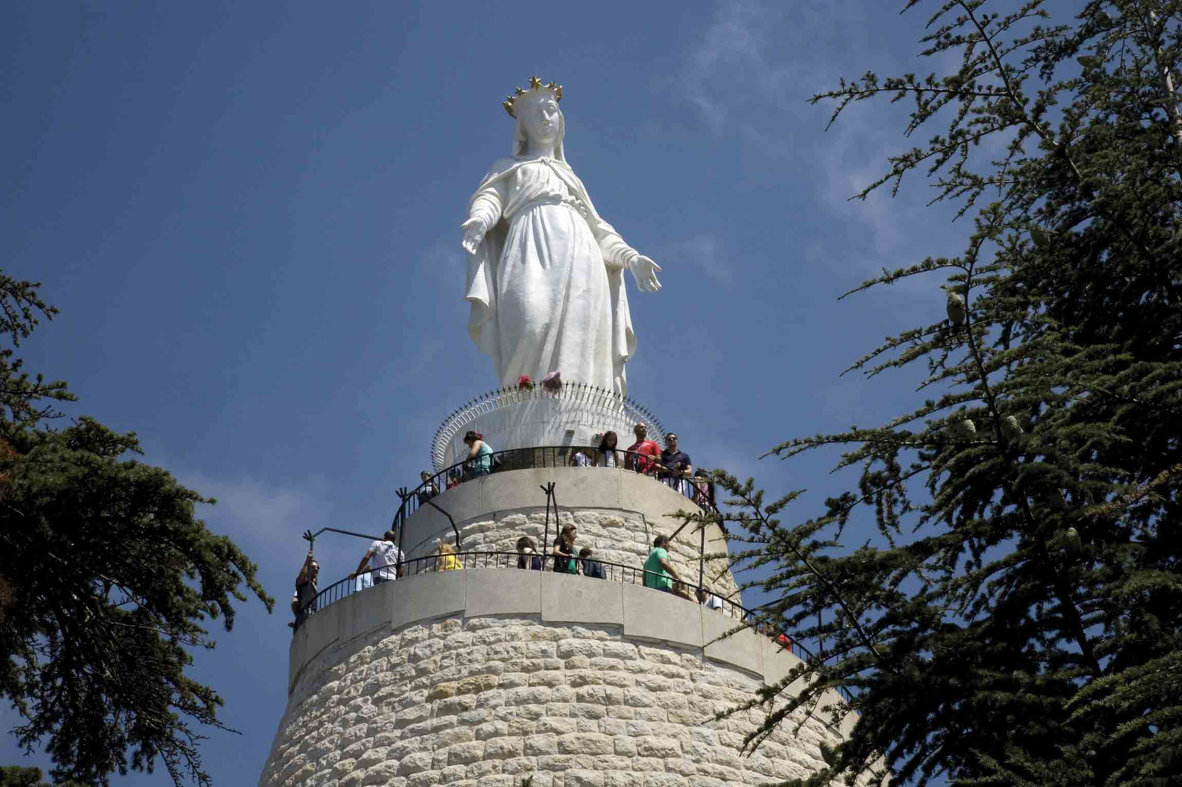 29 May – Rosary for the end to the pandemic from the shrine of OUR LADY OF LEBANON